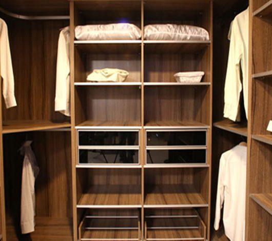 חדרי ארונות מעץ