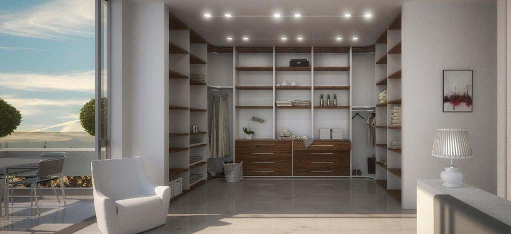 חדרי ארונות בעיצוב חדש ויוקרתי