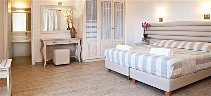 ארונות קיר בחדרי שינה